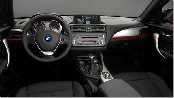 BMW 1 Series Official Picture (4)