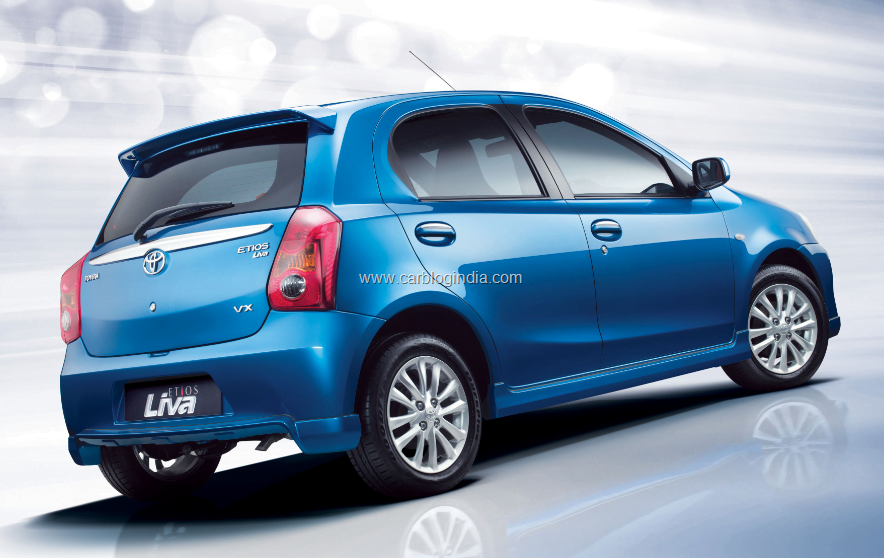Toyota Etios Liva Launched In India Official Price Rs 3