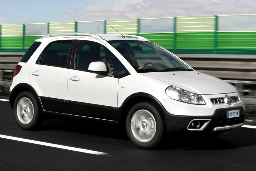 Fiat Sedici SUV India Launch Expected–Specifications Features & Price