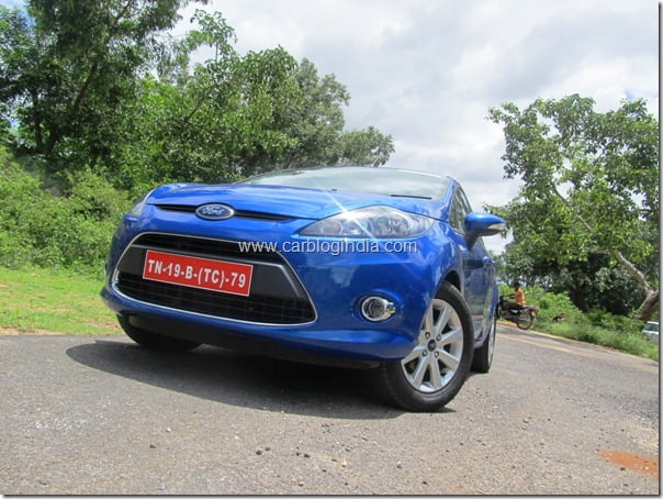Ford Fiesta 2011 First Test Drive Review Video and Pictures- 1.5 Litre Diesel and Petrol