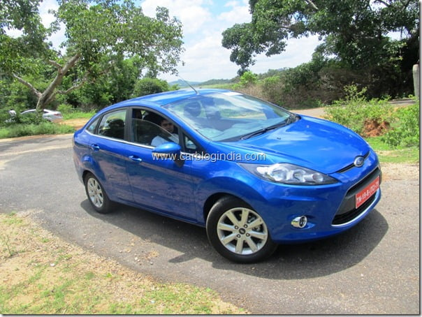 Ford Fiesta 2012 Starts At 7 23 Lakhs Features And Price Details