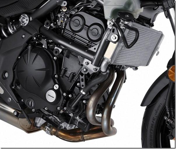Kawasaki Ninja 650 R India (1)