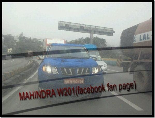 Mahindra W201