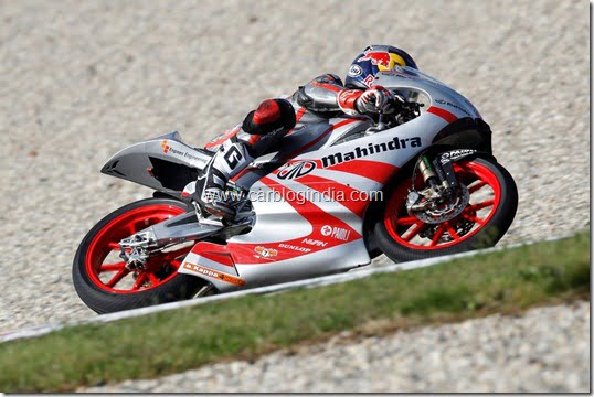Mahindra's best Moto GP ever (1)