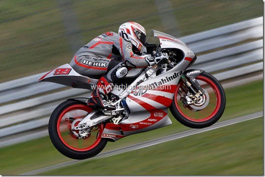 Mahindra's best Moto GP ever (2)