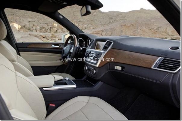 Mercedes Benz M Class 2012 Facelift (6)
