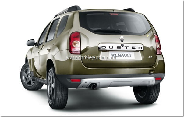 Renault Duster 2012 India RHD Model (2)