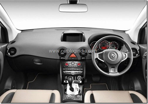 Renault Duster 2012 India RHD Model Official Pictures Features Details