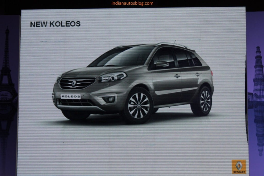 Renault Koleos 2011 New Model Compact Suv In India Will Compete With Honda Crv And Bmw X1