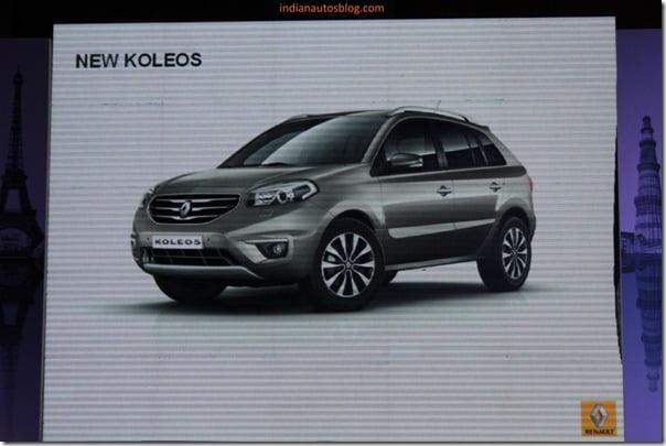 Renault Koleos 2011 New Model (1)
