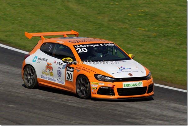 Volkswagen Scirocco R Cup 02 - Spielberg 2011