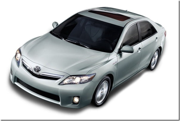 Toyota Camry 2012 New Model Launch In India By Mid 2012