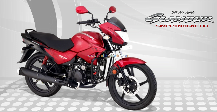 Hero Honda New Model Glamour And Glamour Fi Get Facelifts