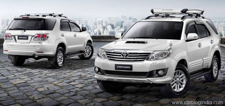 Toyota Fortuner 2012 New Model- What Is New In Fortuner 2012?