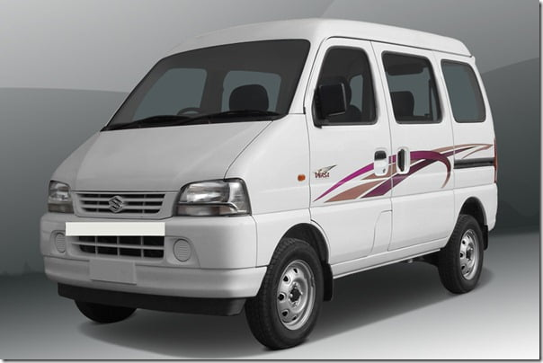 Maruti Eeco Electric MPV a.k.a Suzuki Every Launched In Japan On Trial Basis