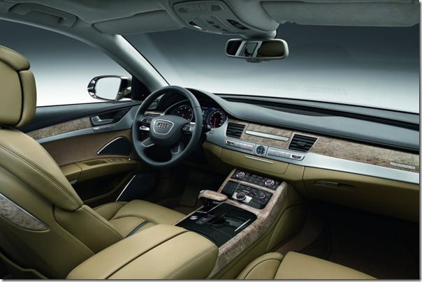 Audi A8 L Top Of The Line With 12 Cylinder Engine Launched In India-Specifications Features & Price