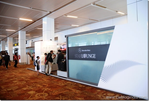 Mercedes Benz India Opens First Ever Star Lounge At Delhi International Airport