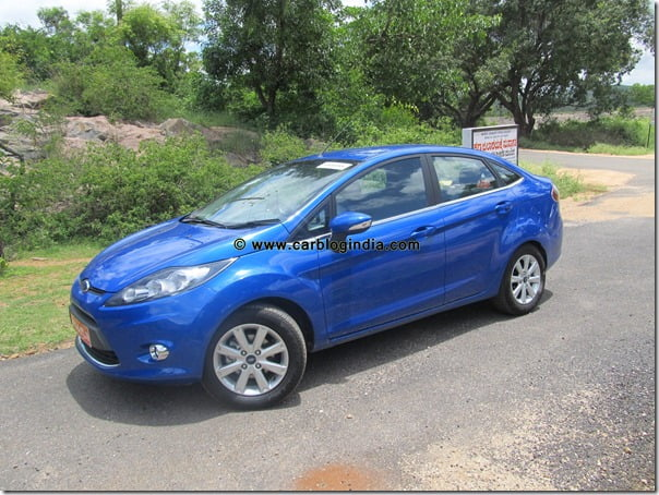 New Ford Fiesta 2011 India- Deep Drive (64)