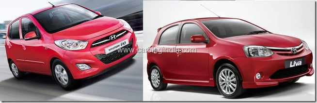 Toyota Etios Liva Vs Hyundai i10 Kappa – Which Is Better And Why?