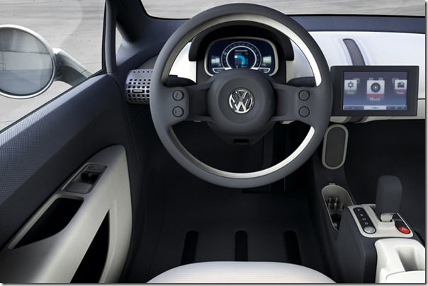Volkswagen Up Small Concept Car India Launch By 2012 – Specifications Features & Price