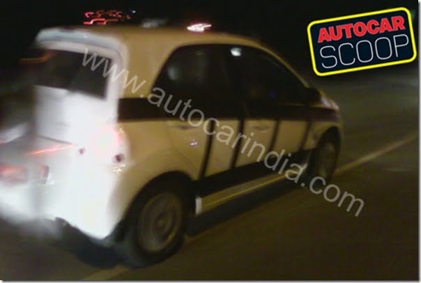 Honda Brio Launch In India Expected Soon- Caught Testing On Indian Roads