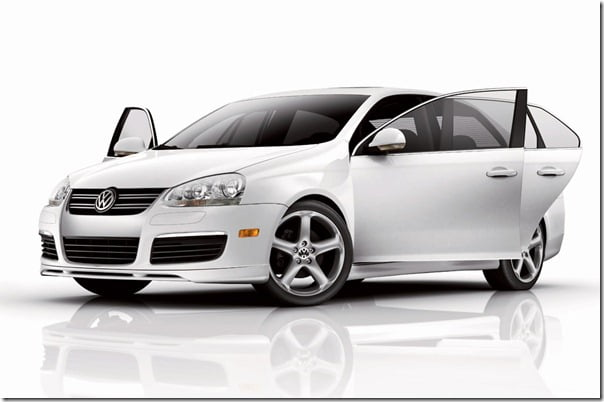 Volkswagen Jetta With Rs.75,000 Price Discount To Clear Stocks
