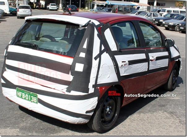 2012 Fiat Palio 1