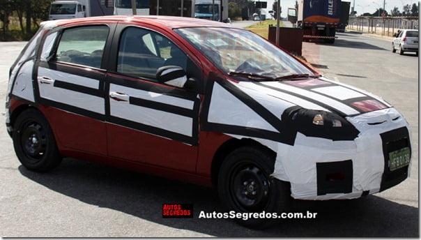 2012 Fiat Palio
