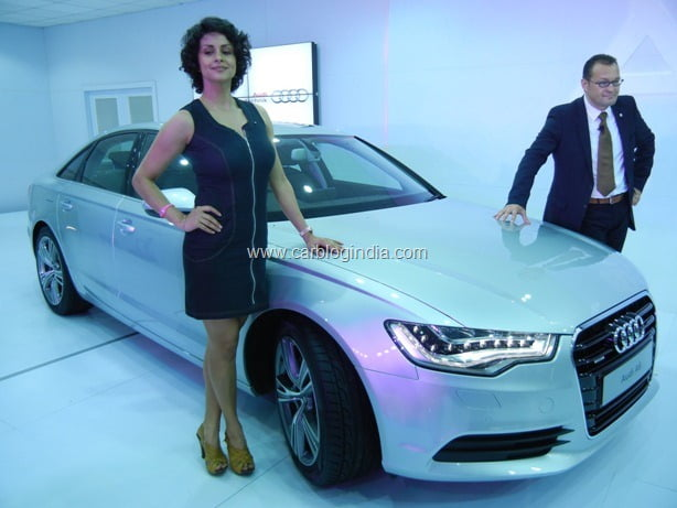 2012 Audi A6 7th Generation New Model Price In India Specs