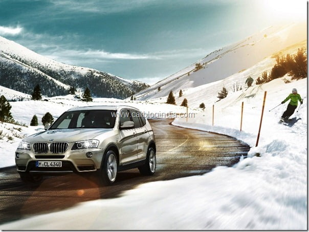 Bmw X3 2012 Pictures 9 Thumb Jpg Carblogindia