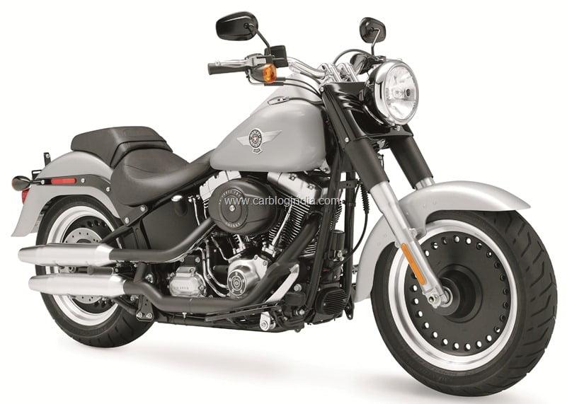 Harley Davidson: Harley Davidson Fat Boy Launch In India– Price