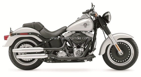 Harley Davidson Fat Boy Launch In India– Price, Specifications, Features, Details