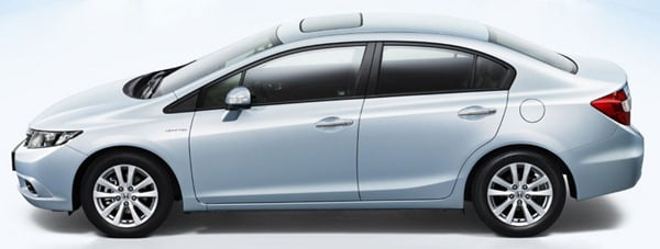 Honda Civic 2012 Malyasia Asian Version (1)