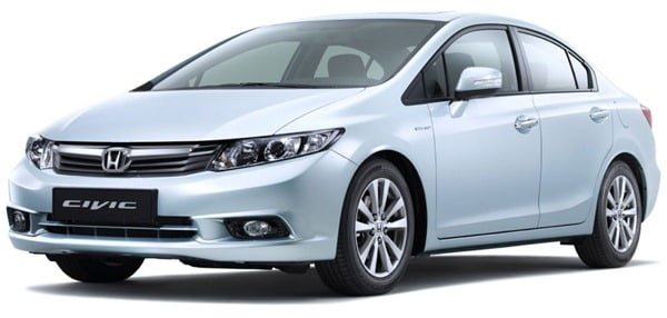 Honda Civic 2012 Malyasia Asian Version (2)