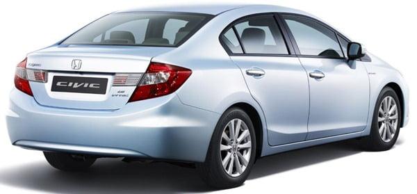 Honda Civic 2012 Malyasia Asian Version (3)