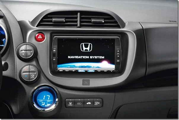Honda Jazz 2011 New Model India (2)