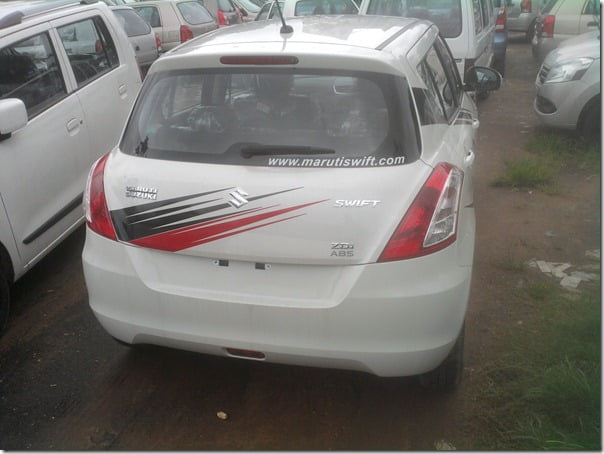 Maruti Swift 2011 New Model 2011 ZDi (2)