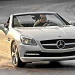 Launched - Mercedes SLK 350 Roadster India - Specifications, Features and Official Price