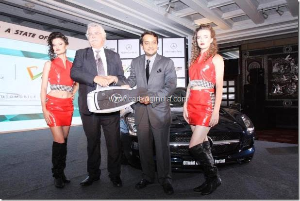 Mercedes Benz And Buddh International Circuit Collaborate To Promote Motorsports In India