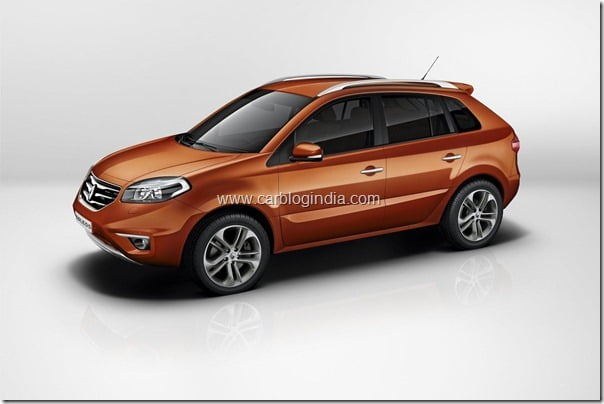 Renault Koleos New Model 2012 Picture (5)