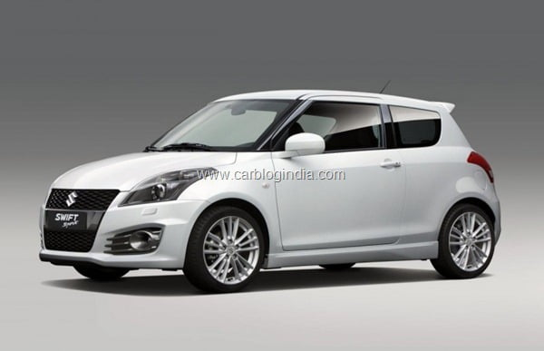 Suzuki Swift Sports Next Genraation 2012 New Model