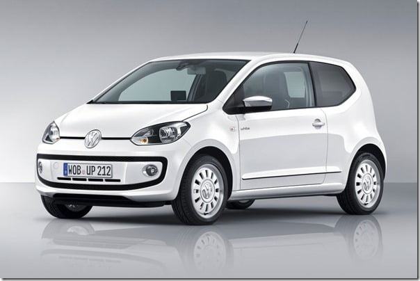 Volkswagen Up Small Car
