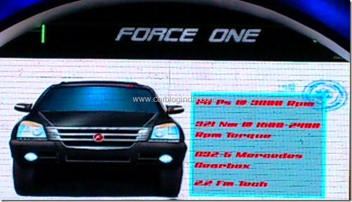 force 1 features 9