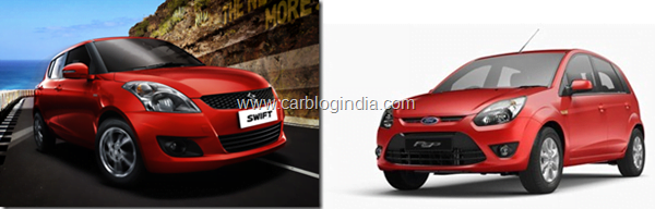 maruti-swift-2011-vs-ford-figo