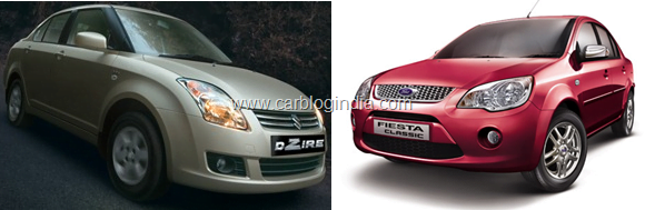 maruti-swift-dzire-vs-ford-fiesta-classic