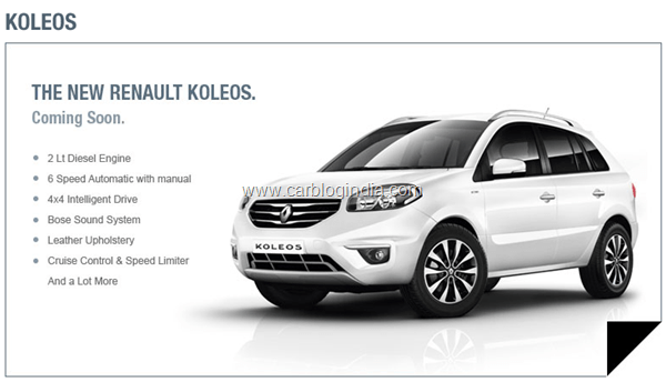 renault-koleos-india-2011-new-model
