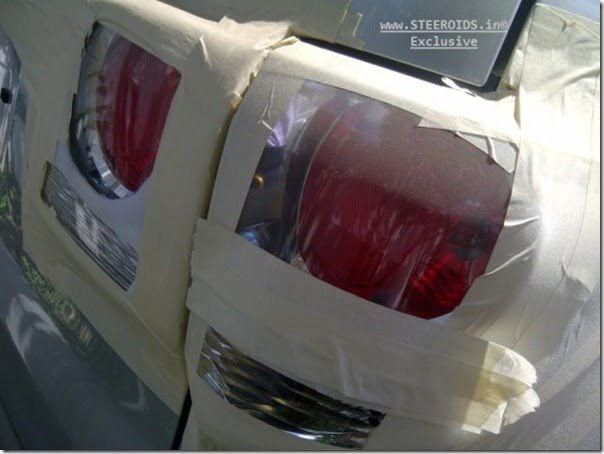 Toyota Fortuner Indian Diesel Variant With Automatic Transmission– Spied Inside Out, Launch By 2012