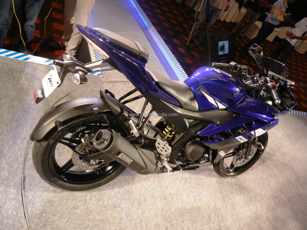 Yamaha R15 V2 0 vs Yamaha R15-S Comparison