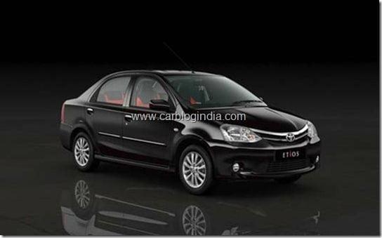 Etios Diesel Sedan India