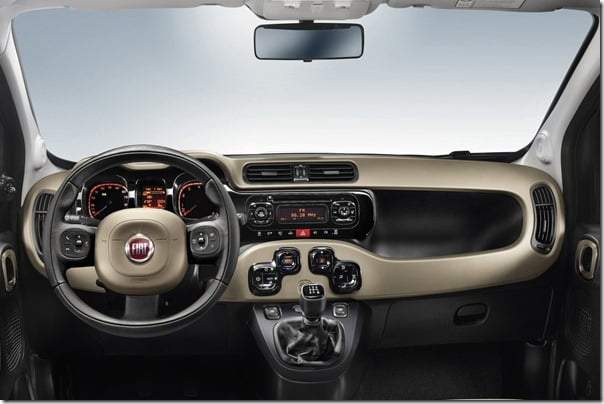 Fiat Panda 2012 Breaks Cover At Frankfurt Motor Show- Details And Comparison With Maruti Wagon R